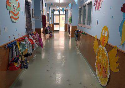 Pasillo Escuela Infantil