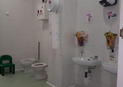 Baños Escuela infantil