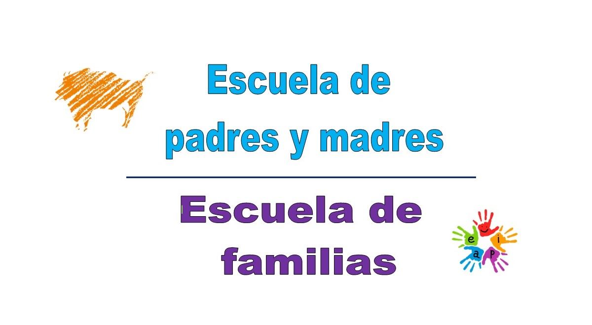 Escuela de Padres y Madres – Escuela de Familias