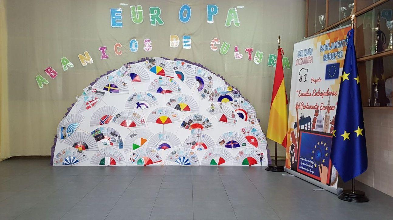 Vídeos Proyecto Europa. Abanico de culturas